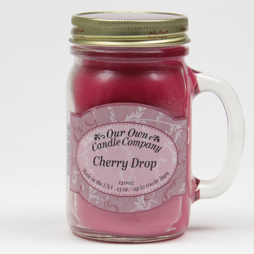 Cerry Drop  Large Mason Jar